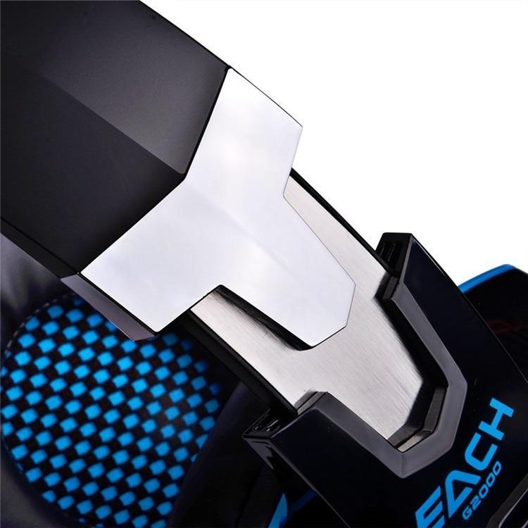 G2000 Hifi Pro Gaming Headphone Game Headset + 2400 DPI X7 Pro Gaming - Periféricos de la computadora - foto 3
