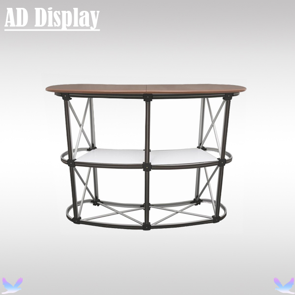 Portable Exhibition Table : Popular exhibition table buy cheap lots