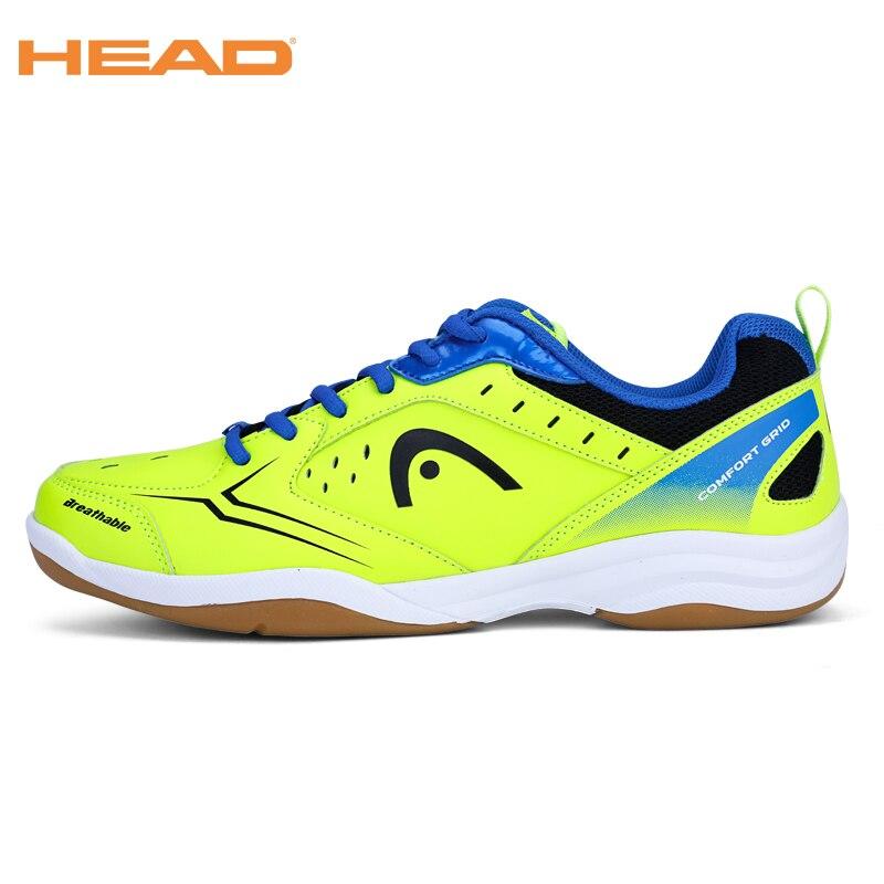 Lumière de TÊTE 2017 Hommes Dentelle-up Badminton Chaussures pour Hommes Formation Respirant Anti-Glissante Baskets De Tennis Professionnel sport Chaussures - 2