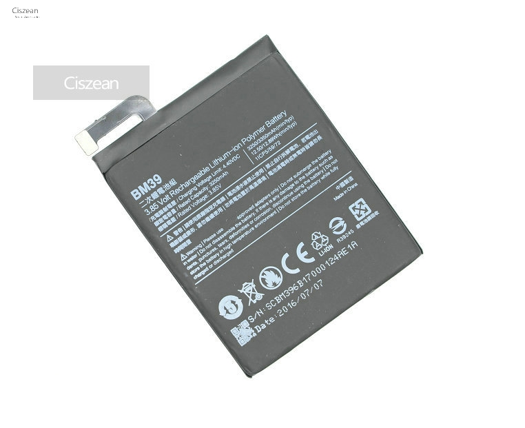 Ciszean Replacement Xiaomi Li-Polymer-Battery Batteria Mobile-Phone 3250mah For 10pcs/Lot