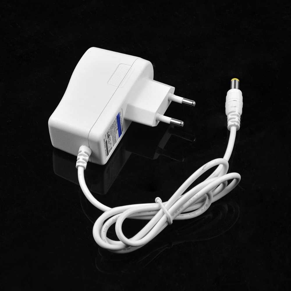 DC 12V 2A Switching Power Supply 100V-240V AC to DC Transformer Power Adapter US EU Plug Charger LED Driver for LED Light Strips