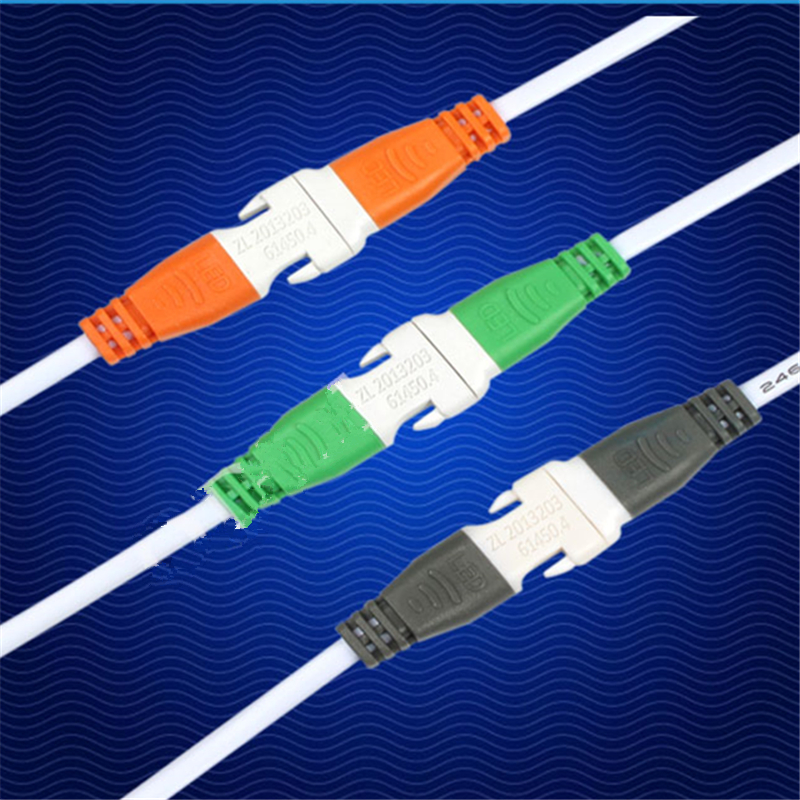 6PCS ( 3 Pairs )2pin jst Led Strip Connector 2pin wire For Male/Female Led Lamps Driver cable Copper Terminal Wire