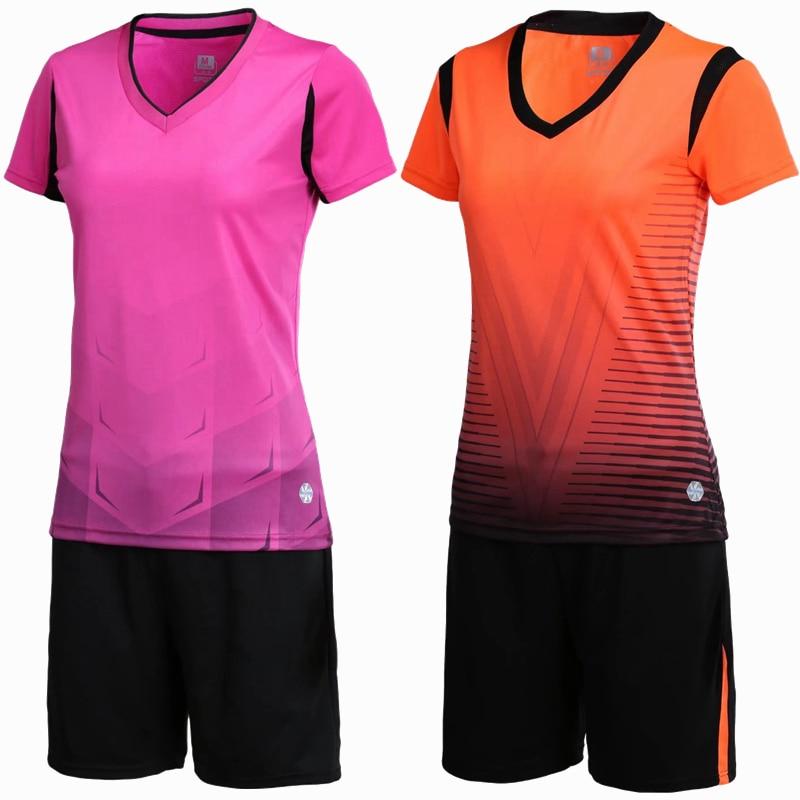 Nouveau maillot football pour femme