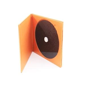 Image 2 - الشحن مجانا مرحبا نهاية 0.2 ملليمتر ألياف الكربون cd مشغل dvd مثبت حصيرة أعلى الدرج الدوار