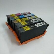 5x For HP 178 XL Ink Cartridges For HP DeskJet 3070A 3520 Officejet 4610 4620 4622 Photosmart 5510 5520 6510 7510 Printer