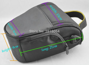 Новый чехол для камеры DSLR SLR Nikon Canon Sony Fuji Pentax Samsung Leica Olympus RU