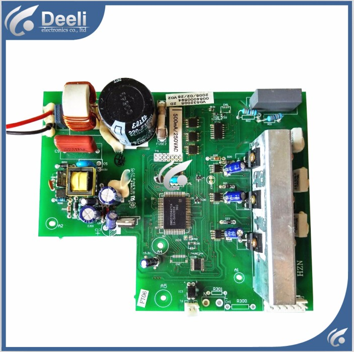 95% new good working for refrigerator BCD-518WS 558WBT 0064000594 inverter board control board pc board 95% new original for refrigerator inverter board computer board vcc3 0193525047 tested working