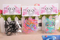 50pcs Per Bag Colorful Children Girl Hair Jewelry Disposable Rubber Band Hair Band Super-elastic Rubber Band Factory Outlets