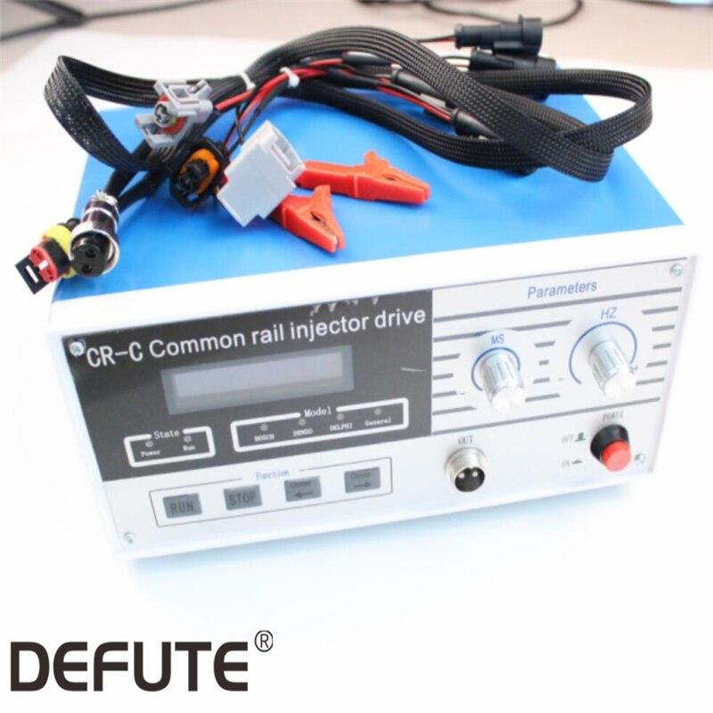 CR C multifunções ferramenta diesel Injector diesel common rail injector tester tester motorista para a venda da fábrica|Injetor de combustível| |  - title=