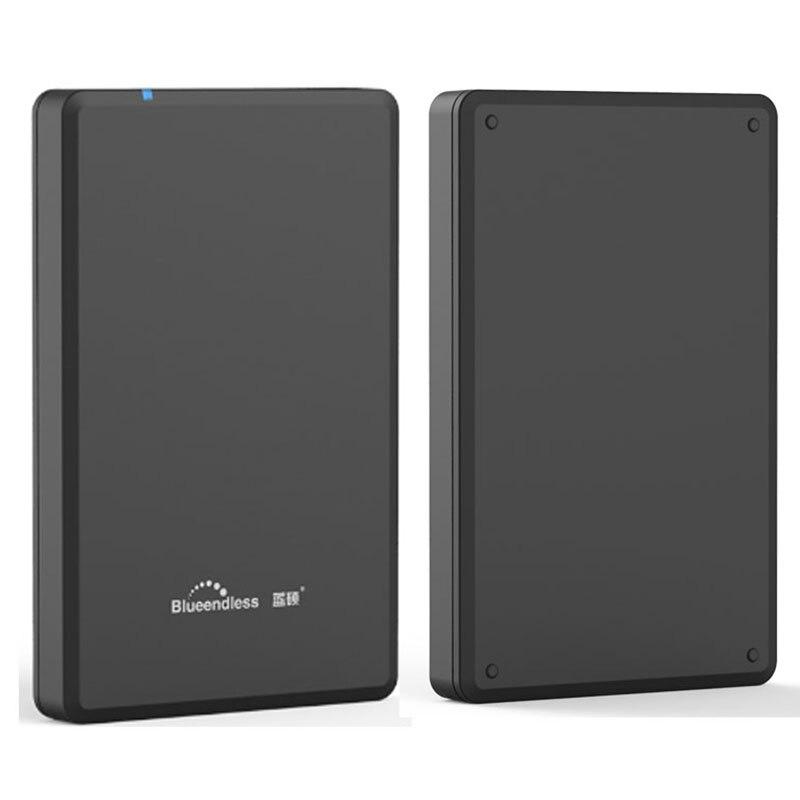 500 GB Disco Rígido externo TB 1 2 TB HDD 2.5 TB de Disco Duro Externo Disco Rígido de 500 GB 1 2 TB HD Externo USB 250G 320G 500G 1 T 2 T HDD