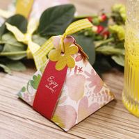 50pcs/lot New style Candy Box lomantic present box Wedding decoration creative paper box fashion Gift box & Wrapping Supplies