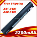 2200mAh Original Laptop Battery for ASUS Eee PC X101 X101C X101CH X101H A31-X101 A32-X101