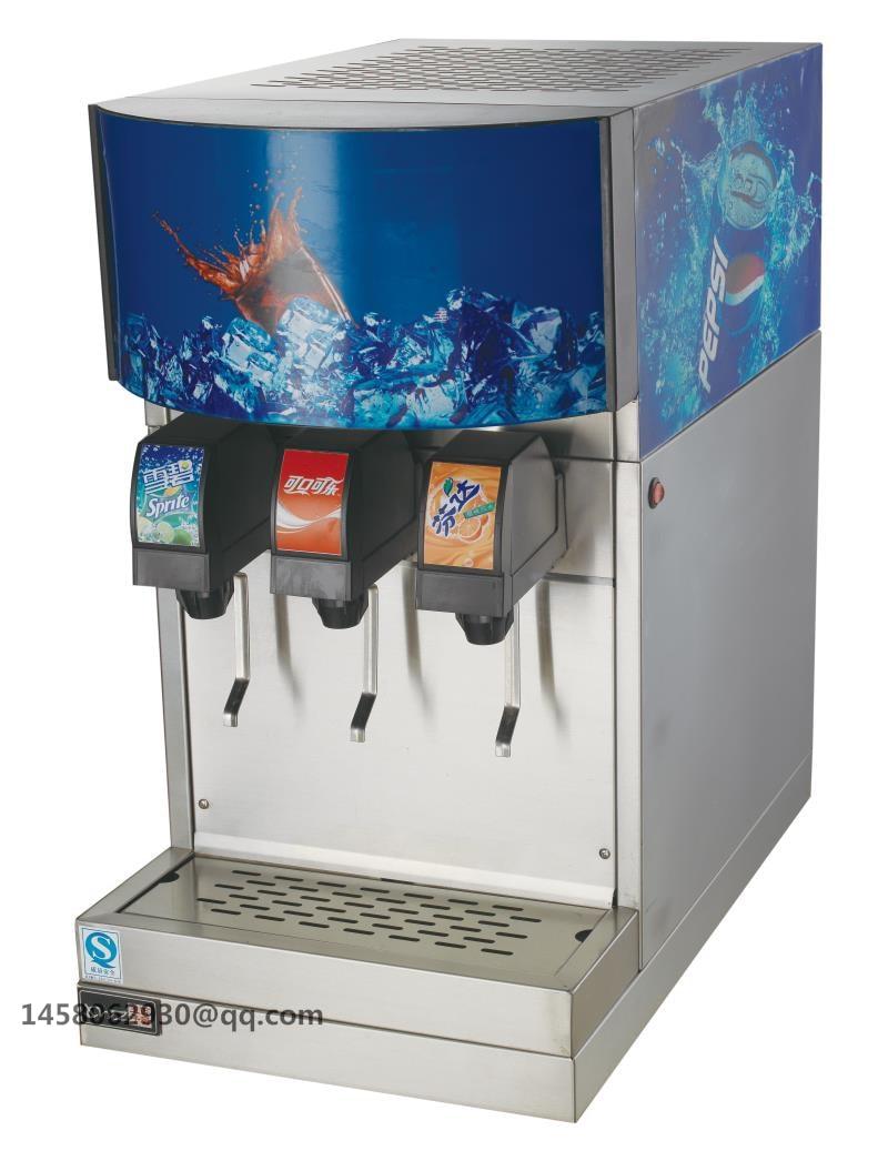 Commercial Beverage Cold Coke Fountain Dispenser