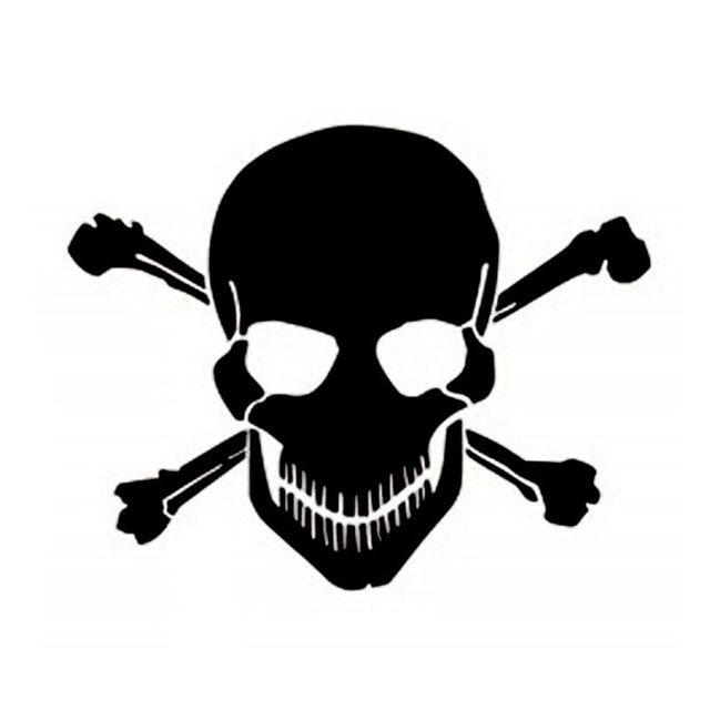 Online shop 1110 cm phantom ghost rider skull stiker mobil auto kaca spion stiker reflektif tengkorak kerangka aliexpress mobile