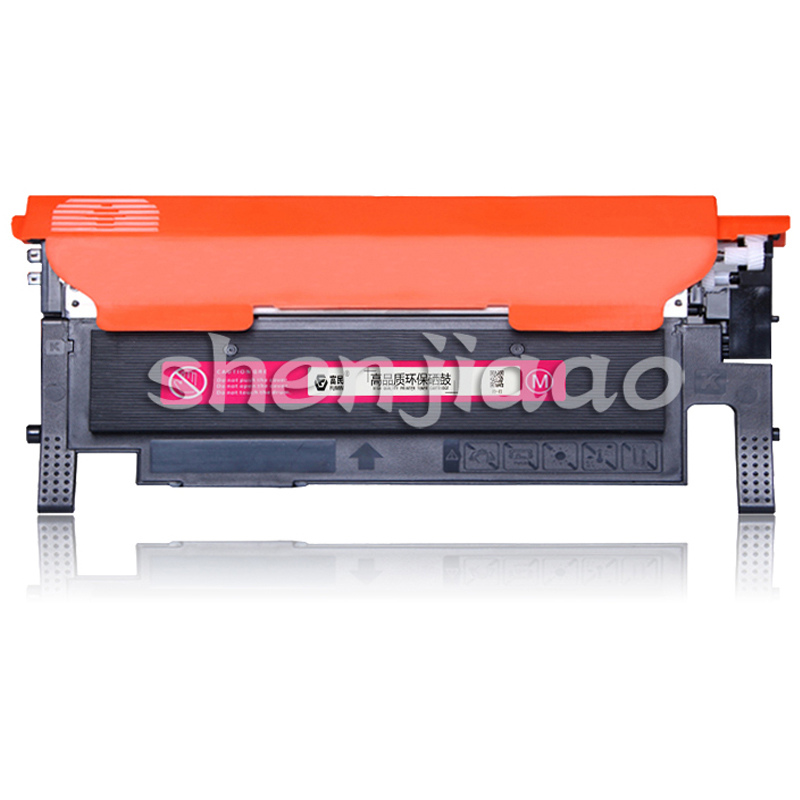 1 set Compatible Toner Cartridge Units for CLP-C430 C430W C480 C480W C480FW C480FN clt404s 404s printer toner cartridge compatible for samsung xpress sl c430 c430w c433w c480 c480w c480fn c480fw 1pcs lot