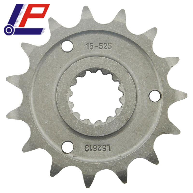 525*15T Motorcycle Front Sprocket For Ducati Road 749R,796/820/821/848/939/992/998/999 Hypermotard/SP/Evo/Streetfighter/Monster