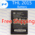 THL 2015 Battery BL-08 Original 2700mAh Backup Replacment Backup Battery For THL 2015A Android Cell Phone