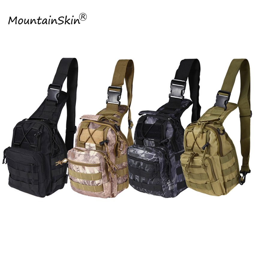 Mountainskin Hot Sale Men Women Flap Pocket Military  4