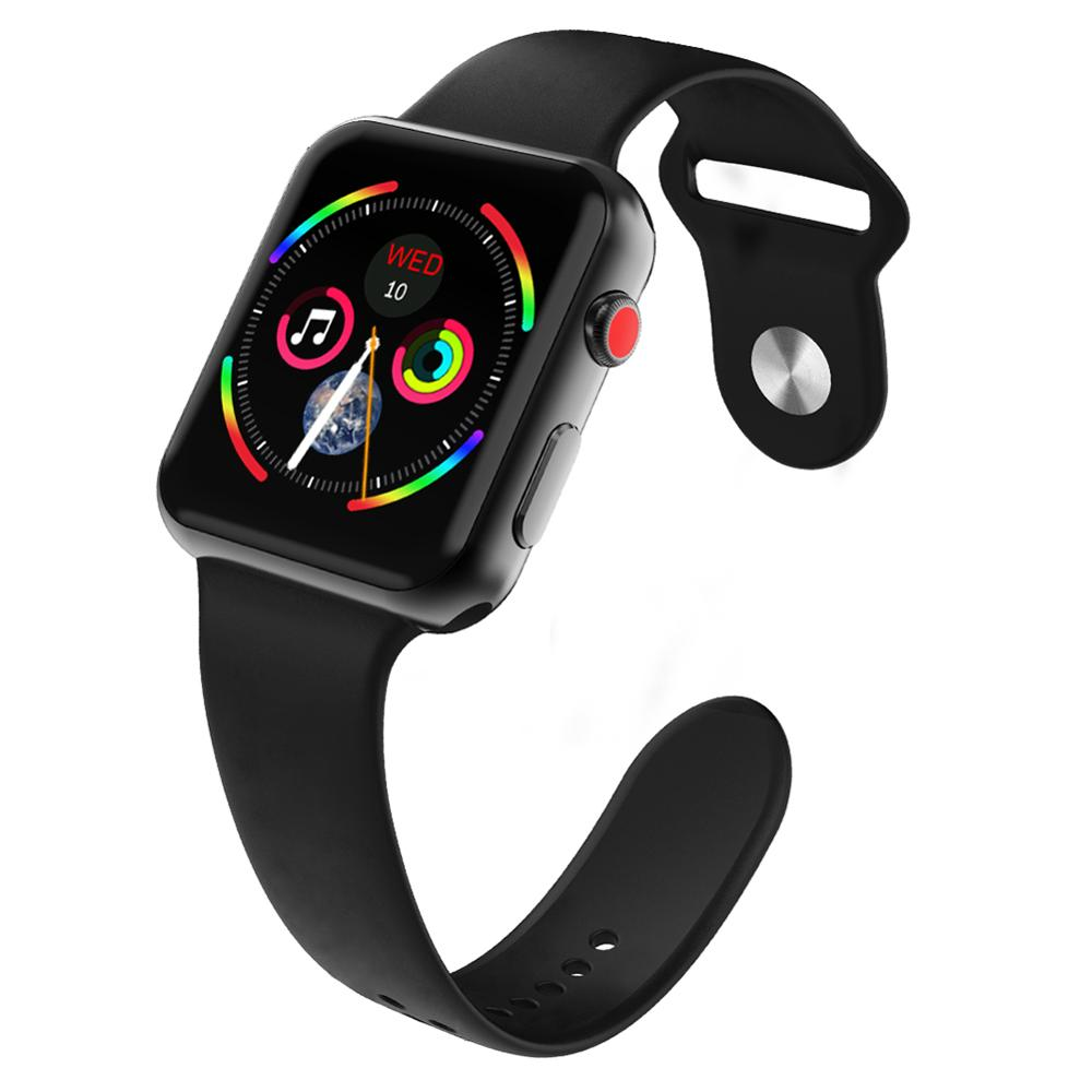 Smart Watch For Apple Men Women 1.3 inch Touch Screen i2 Pro 8GB ROM Bluetooth 4.2 Heart Rate Monitor Smart Devices SmartwatchSmart Watch For Apple Men Women 1.3 inch Touch Screen i2 Pro 8GB ROM Bluetooth 4.2 Heart Rate Monitor Smart Devices Smartwatch