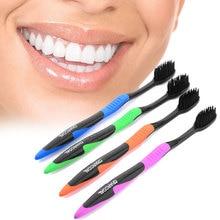 Dental soft bamboo полостью care уголь рта кисти зубная щетка уход