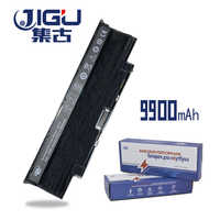 JIGU 9Cell Laptop Battery 07XFJJ 312-0233 383CW 451-11510 J1KND For DELL Inspiron13R 14R 15R 17R N3010 4010