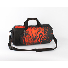 Printed Waterproof Sports Bag