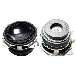 Image 1 - 2 個 2 インチ 52 ミリメートルミニオーディオポータブルスピーカー 8 オーム 15 ワットフルレンジマルチメディアスピーカーサブウーファ Diy ホームシアター用サウンドシステム
