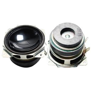 Image 1 - 2 pièces 2 POUCES 52 MM Mini Audio Haut parleurs Portables 8 Ohms 15 W Gamme Complète Haut Parleur Multimédia Subwoofer bricolage Pour Système de Son Home Cinéma