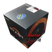 AMD Ryzen 5 2600X R5 2600X3,6 ГГц шестиядерный двенадцать Core 95 Вт Процессор процессор YD260XBCM6IAF гнездо AM4