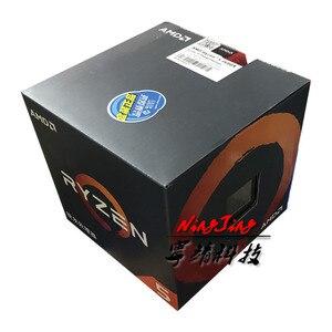 Image 1 - Amd ryzen 5 2600x r5 2600x3.6 ghz 6 코어 12 코어 95 w cpu 프로세서 yd260xbcm6iaf 소켓 am4