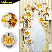 DaiNaSi Diamond embroidery painting 3D DIY Special Shaped diamond mosaic Embroidery paste Cross stitch Arts and crafts