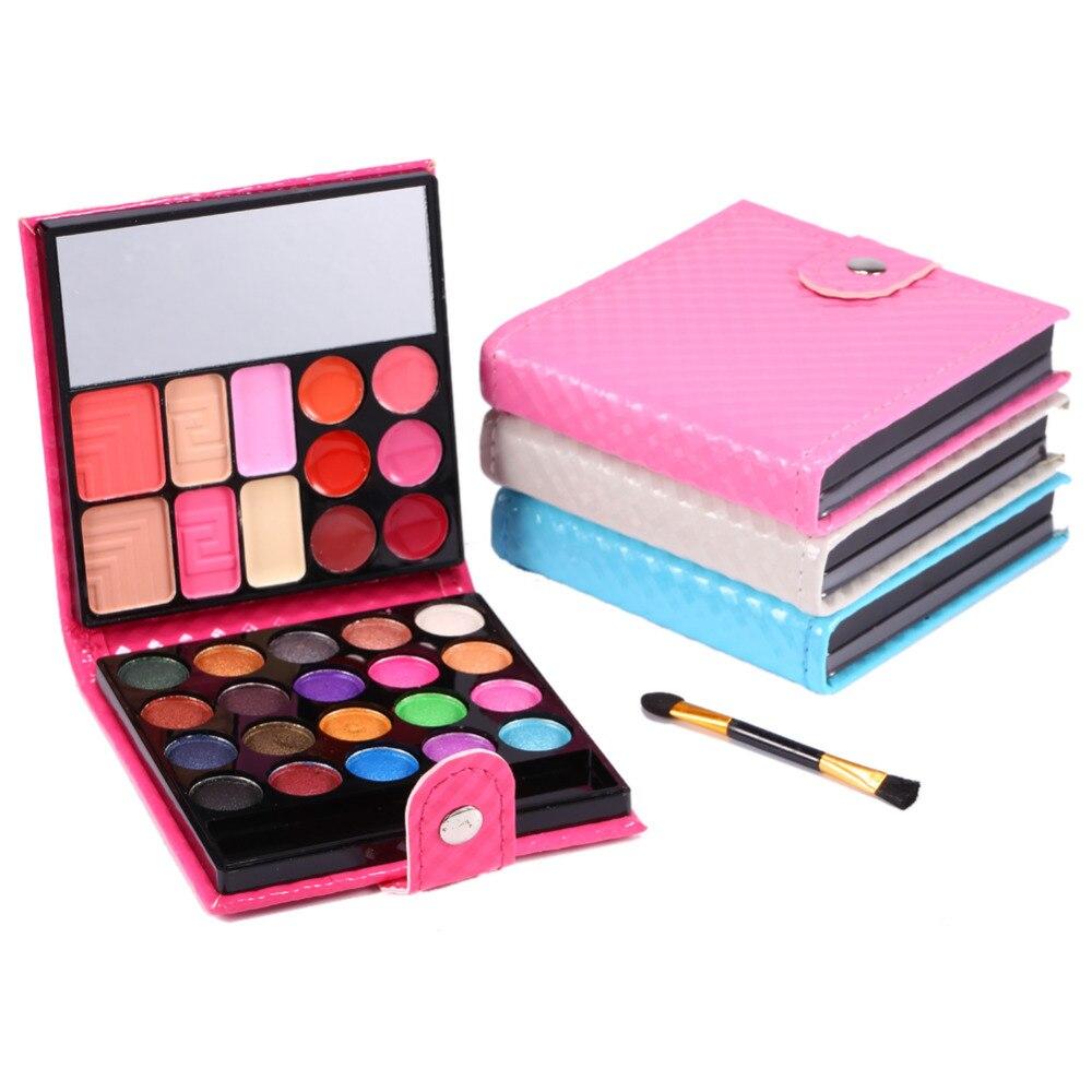 Maquiagem Sombra de Ojos Maquillaje Paleta de 32 colores de Sombra de Ojos Moda