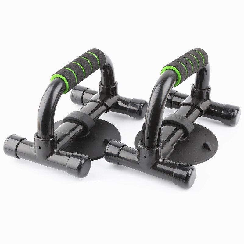 1 paire de Push-Up se tient poignée Push-Up Bar musculation Fitness poitrine exercice équipement poignée formateur poignées équipements de Sport