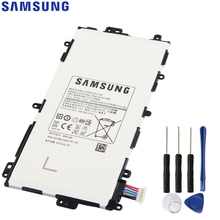 Original Replacement Samsung Battery For Galaxy Note 8.0 N5120 N5100 N5110 Genuine Tablet Battery SP3770E1H 4600mAh