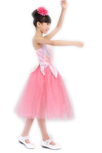 97e0c877c78d Online Shop Dance Costumes For Kids Children Dance Skirt Girls ...