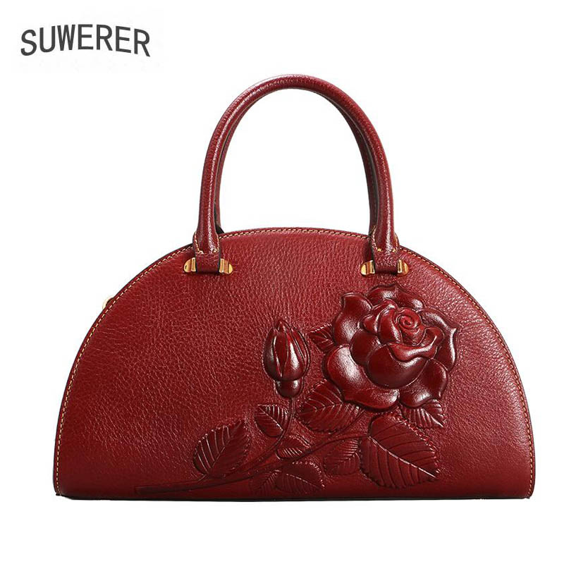 Genuine Leather handbag  2018 new luxury embossed handbag Fashion Shoulder Messenger Bag Womens handbags  Shell packageGenuine Leather handbag  2018 new luxury embossed handbag Fashion Shoulder Messenger Bag Womens handbags  Shell package