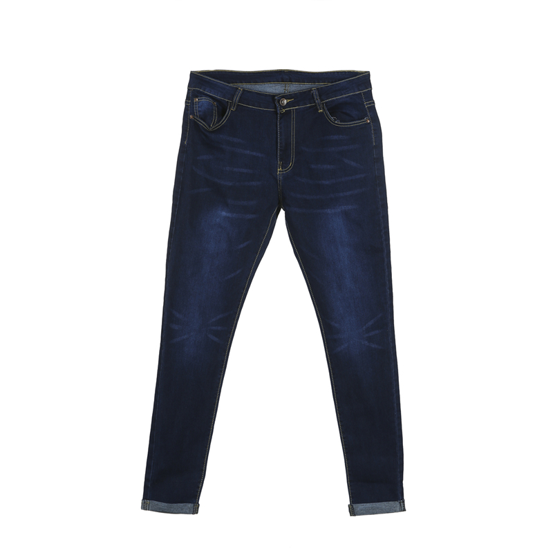 100% Wahr Weibliche Jeans Hohe Taille Denim Skinny Jeans Frau Plus Größe 3xl Hose Frauen Stretch Jean Femme 2017 Herbst