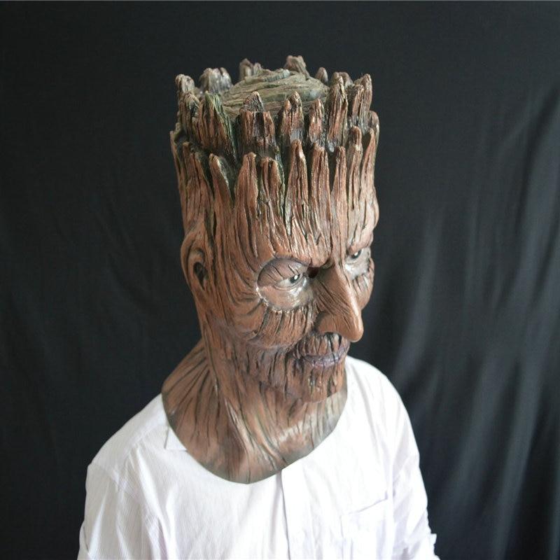 Halloween horror árbol monstruo máscara accesorios de fiesta - Para fiestas y celebraciones - foto 3