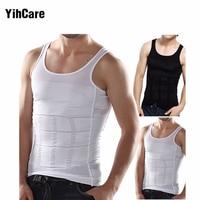YihCare Slim Men S Belt Body Sculpting Polyamide Nylon Men Vest Waist Abdomen Slimming Underwear Beer