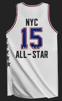 f9f76d4b1 2015 All Star  15 NYC West Black East White New York City 23 LeBron James  30 Stephen Curry 35 Kevin Durant 1 Derrick Rose Jersey-in Baseball Jerseys  from ...