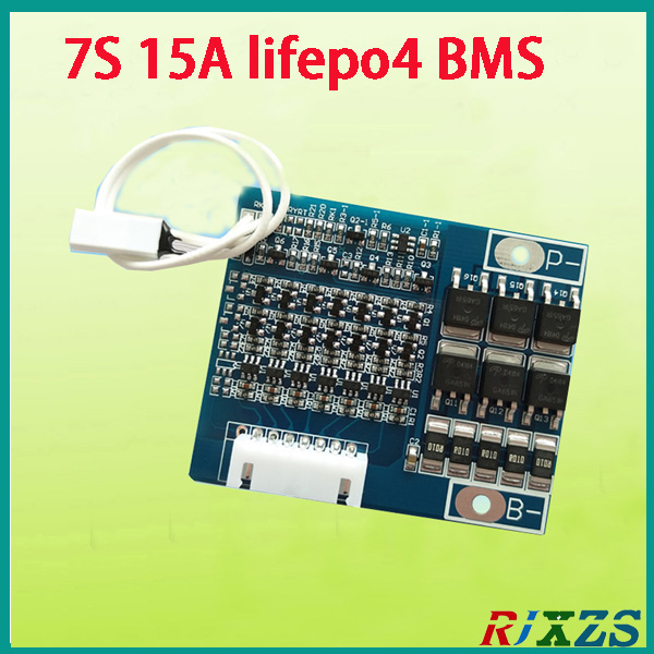 Aliexpress Com   Buy 7s 15a 22 4v Lifepo4 Battery Bms Pcm
