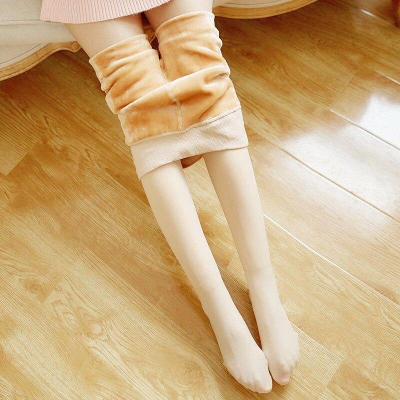 87b8dd6f0 1 piezas medias para mujer primavera otoño adelgazamiento, medias de ...