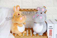 Hamster Plush toy cute little mouse soft Stuffed animal Claw machine doll birthday present For girlfriend