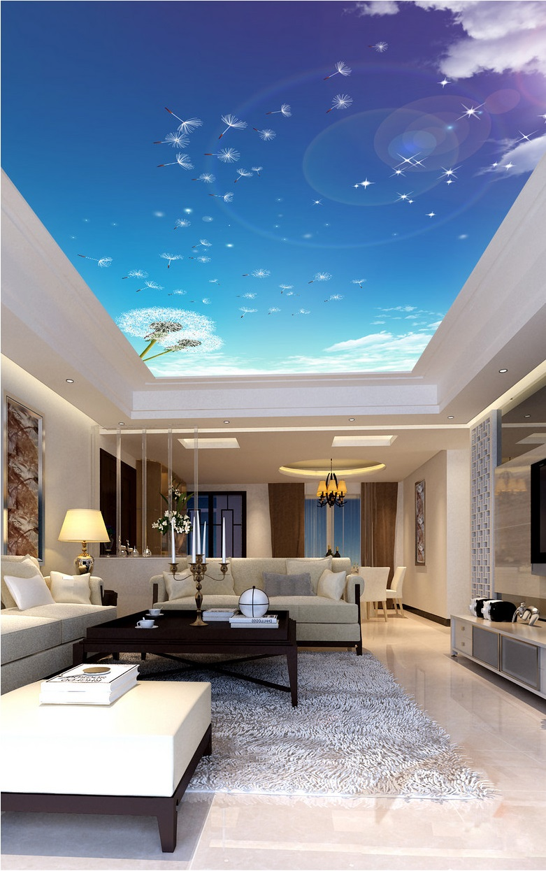 Custom photo 3d flooring mural self adhesion picture wall sticker ...