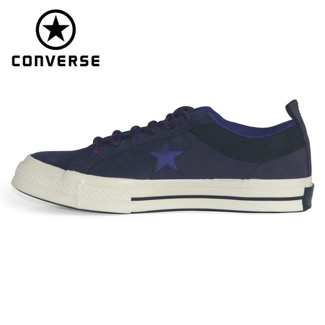 Original Converse one star shoes Warm Thermal velvet style unisex sneakers  Skateboarding Shoes 162542C d4a2a57e7