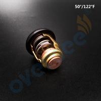 Boat Engine Thermostat 6E5 12411 02 6E5 12411 00 6E5 12411 10 For Yamaha SUZUKI Outboard