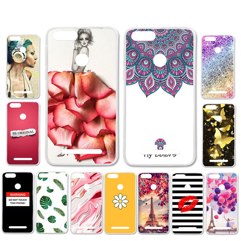 Ojeleye DIY Patterned Silicon Case For Leagoo Kiicaa Power Case Soft TPU Cartoon Cover For Leagoo Kiicaa Power Covers
