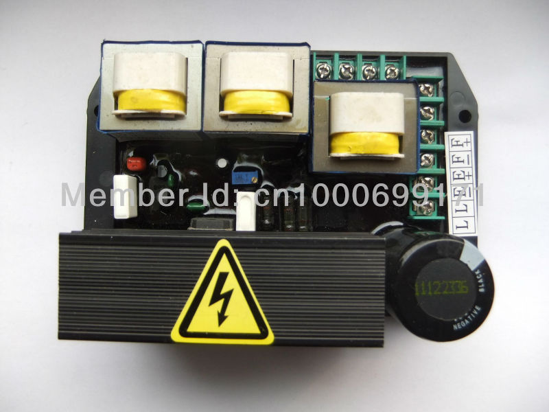 KAMA AVR three phase automatic  voltage regulator KAMA diesel generator automatic voltage regulator generator avr r438