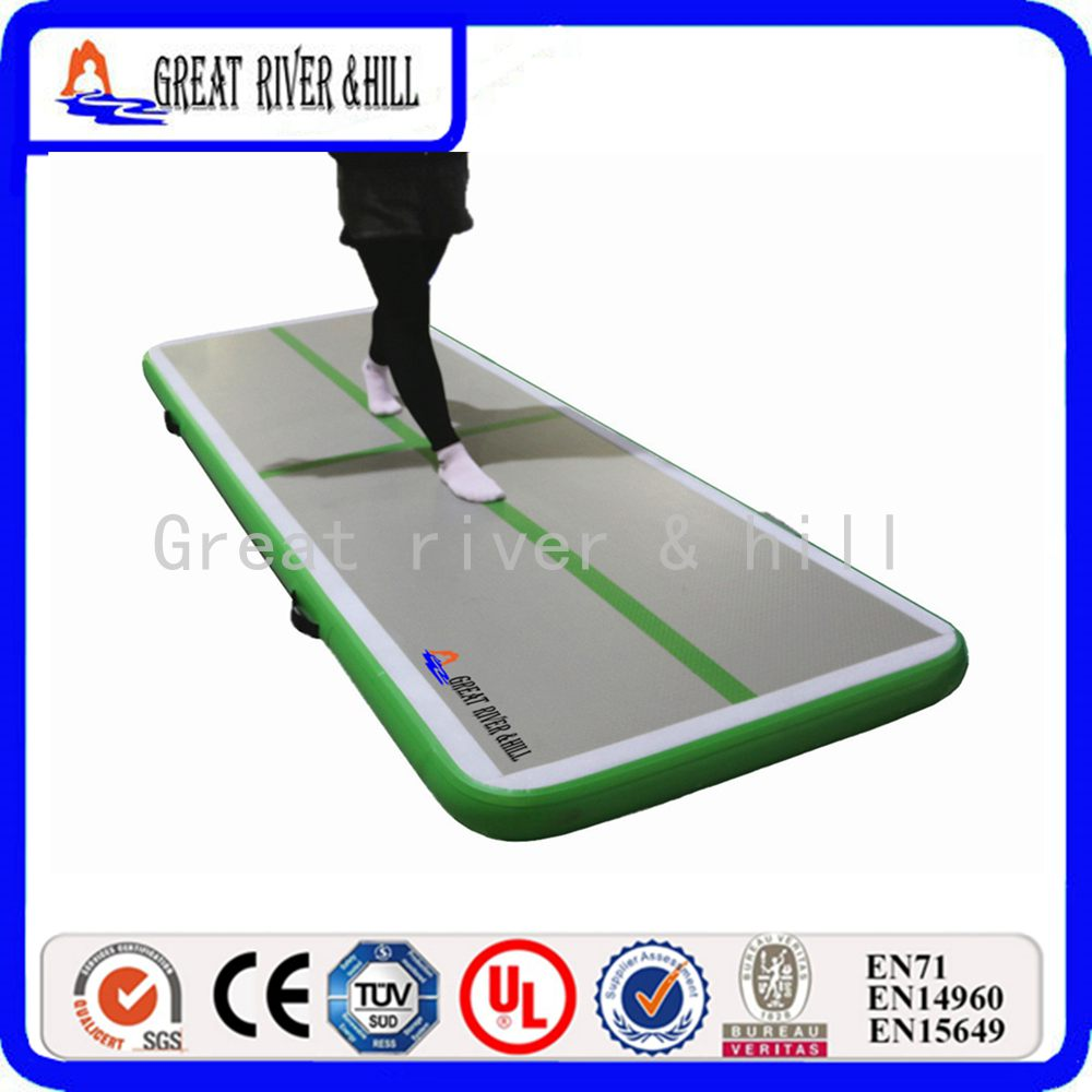 6m x1.5m InflatableAir Mat For Gym Inflatable AirTrack Tumbing For Sale Free A Pump free shipping 12 2 inflatable air mat for gym inflatable air track tumbing for sale free a pump