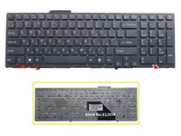 SSEA New Russian Keyboard for SONY VPC F11 VPC F12 VPC F13 F21 F22 F136 F138 F117 F170 laptop RU Keyboard without Frame